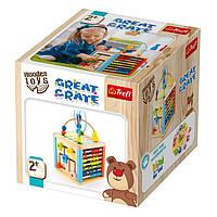 РОЗВИВАЮЧА ІГРАШКА TREFL GREAT CRATE (60924)