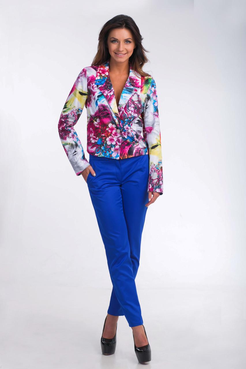 Стильный молодёжный пиджак. Пиджак Элисон.