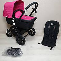Детская коляска Bugaboo Cameleon 3 Hot Pink Бугабу Камелеон