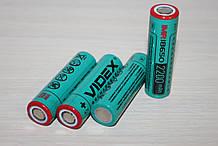 Аккумулятор Videx Li-Ion 18650 2200 mAh 20A (высокотоковый)