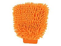 Перчатка для мытья машины Leepee  Оранжевый
