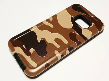 Чехол противоударный для Samsung Galaxy S7 G930 накладка Remax Cover HakiShok