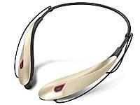 Гарнитура Naiku Y98 Bluetooth 24 ЧАСА МУЗЫКИ (ПРОВЕРЕНО МАГАЗИНОМ!)  Золотой