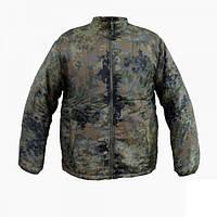 Термо-куртка тактическая Mil-TEC двухсторонняя Flecktarn/Olive, фото 1