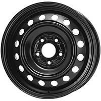 Стальные диски Steel Noname R14 W5.5 PCD4x100 ET49 DIA56.6 (black)