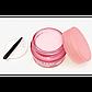Питательная ночная маска для губ  BioAqua Lip Sleepimg Mask с экстрактом клубники и маслом Ши 20 г, фото 4