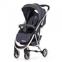 *Детская прогулочная коляска с корзиной (+подстаканник,чехол), модель Carrello Gloria, цвет Storm Gray CRL-8506