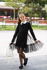 Платье LiLove 527-1 146 см Черный, КОД: 1342720