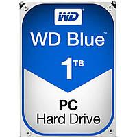 Жесткий диск 3.5 1TB Western Digital WD10EZRZ-FR, КОД: 1323355
