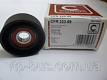 Ролик натяжителя ремня генератора (7PK) на Renault Trafic 2.0dCi с 2006... Caffaro (Польша), CFR323-99