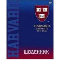 Дневник школьный А5 YES 911076 Харвард интеграл. обкл. (1)