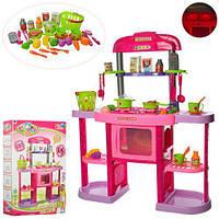 """Детский игровой набор кухня """"My Kitchen Set"""" с посудой и аксессуарами, высота 84 см арт. 661-75"""