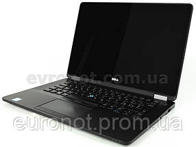 Ноутбук Dell Latitude E7470 Carbon (i5-6300U|8GB|256SSD)