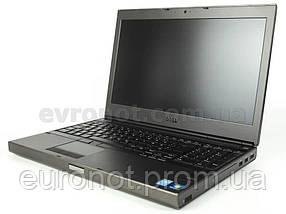 Ноутбук Dell Precision M4800 (i7-4810MQ|16GB|256SSD)
