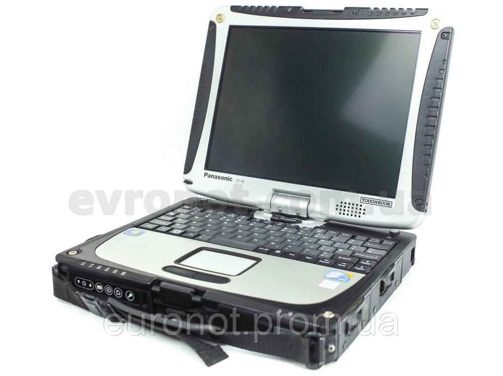 Ноутбук Panasonic Toughbook CF-19 MK-4 (i5-540UM|4GB|500HDD)+стилус