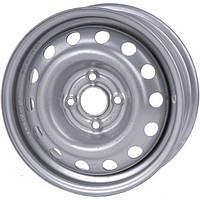 Стальные диски Steel ДК R15 W6 PCD4x100 ET50 DIA60.1 (silver)