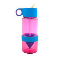 Бутылка детская для самодельного лимонада Purple