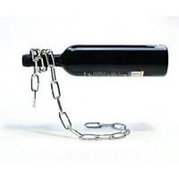 Подставка для бутылки под бутылку цепь Silver, фото 1