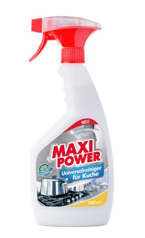 Универсальное средство для кухонных поверхностей Maxi Power 700мл