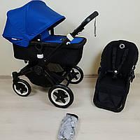 Детская коляска Bugaboo Buffalo Royal Blue Бугабу Баффало