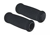 Ручки керма KLS Foam Comfort neopren Чорний hubdLkw15507, КОД: 682025
