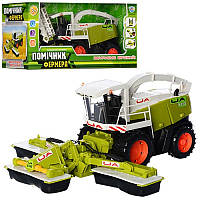 Комбайн Помощник фермера Зеленый (0345)