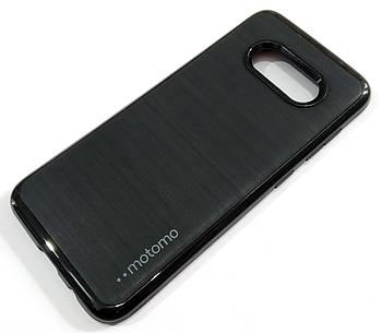 Чехол противоударный Motomo для Samsung Galaxy S8 g950 черный
