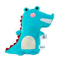 Мягкая игрушка Bondik Дракоша-подушка Голубой (KR 212)