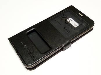 Чехол книжка Momax с окошками для Samsung Galaxy S8 Plus G955 черный
