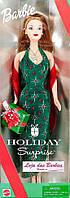 Коллекционная Игровая Кукла Барби Праздничный сюрприз 2000 года Holiday Surprise Barbie doll