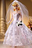 Коллекционная Кукла Свадебная Барби Невеста 1960 года Wedding Day Barbie Collector Edition Mattel