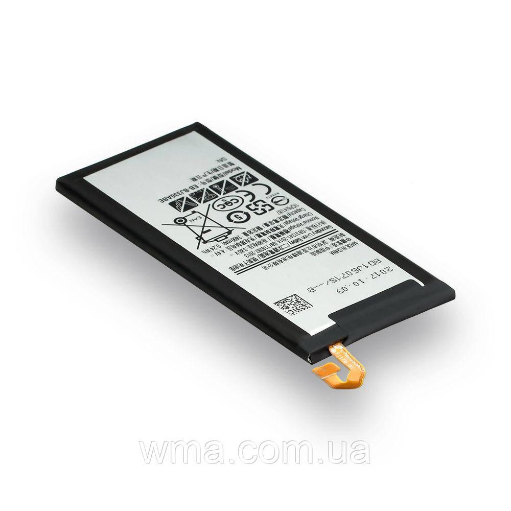 Аккумулятор для телефонов (батарея) Samsung J3 2017 / EB-BJ330ABE Характеристики AA PREMIUM