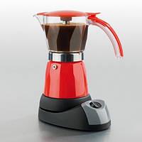 Кофеварка гейзерная Coffemaxx JK40401, фото 1