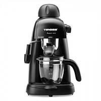 Кофеварка компрессионная рожковая Tiross TS-620, фото 1