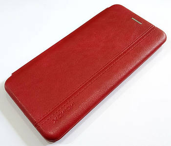 Чехол книжка Momax New для Samsung Galaxy S10+ G975F Красный