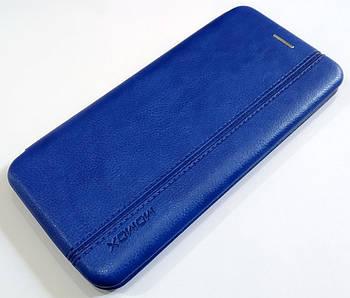 Чехол книжка Momax New для Samsung Galaxy S10+ G975F Синий