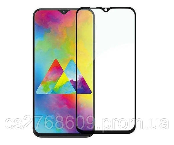 Защитное стекло / Захисне скло Samsung A805, A80 2019 чорний 6D без упаковки