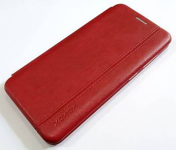Чехол книжка Momax New для Samsung Galaxy A20 A205F/DS Красный