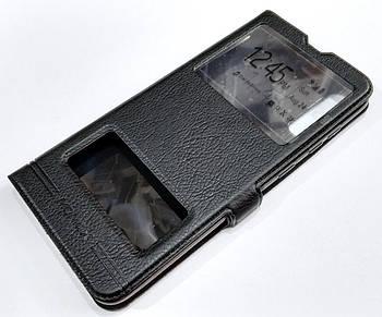 Чехол книжка с окошками momax для Samsung Galaxy A70 A705F