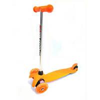 Трехколесный самокат Scooter 001/466-668 Orange, фото 1
