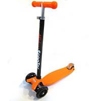 Четырехколесный самокат Scooter 003/466-667 Orange, фото 1