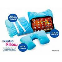 Подушка подставка Go Go Pillow 3 в 1, фото 1