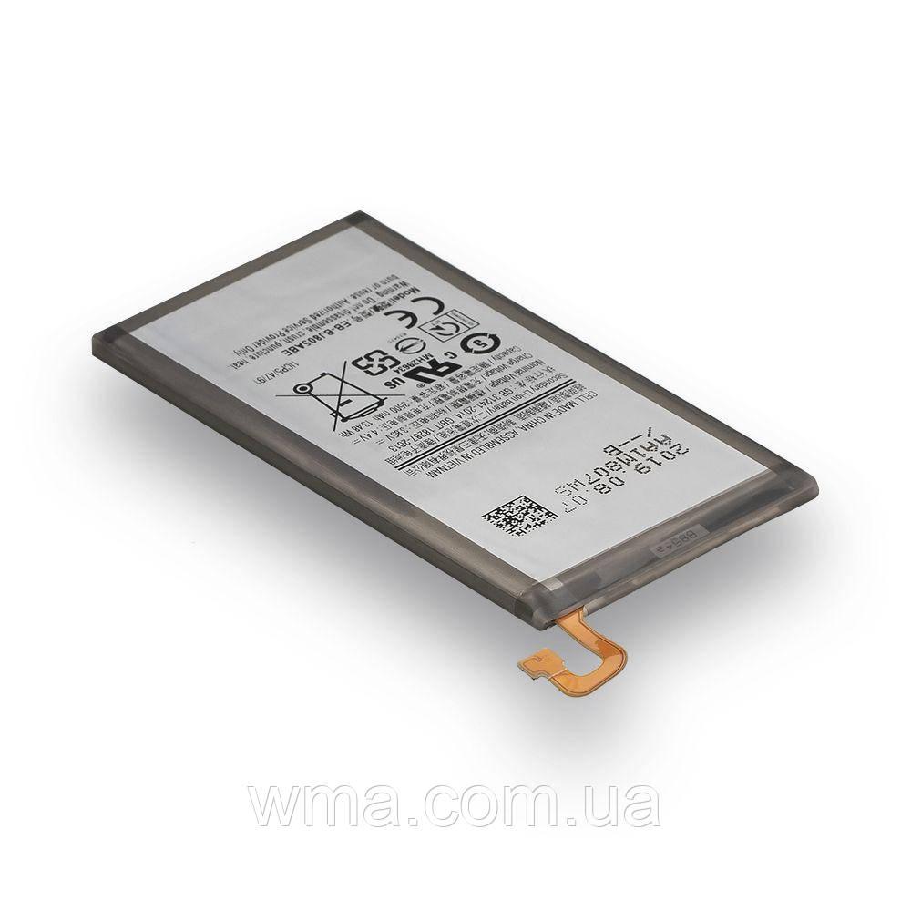 Аккумулятор для телефонов (батарея) Samsung A6 Plus 2018 / EB-BJ805ABE Характеристики AAAA