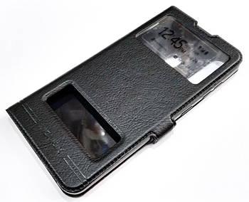 Чехол книжка с окошками momax для Samsung Galaxy A60 A606F / Galaxy M40 M405F Красный