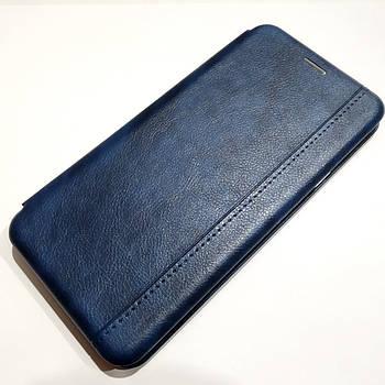 Чехол книжка Momax New для Samsung Galaxy A20s A207F Синий