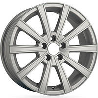 Литые диски Angel Mirage R16 W7 PCD5x108 ET38 DIA67.1 (silver)