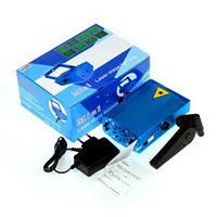 Лазерный проектор, стробоскоп лазер шоу YX-6B, фото 1
