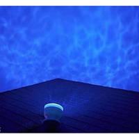 Релаксирующий ночник проектор волны океана mp3, фото 1