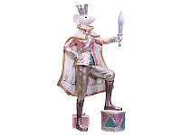Статуэтка Lefard символ года Мышка с подарками 25 см  919-309
