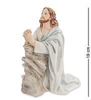 Статуэтка Veronese Молитва Иисуса в Гефсиманском саду 19 см 1902329, фото 1